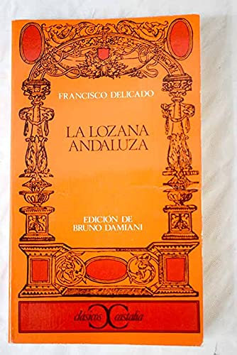9788470390937: Lozana andaluza, la