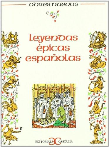 LEYENDAS EPICAS ESPAÑOLAS