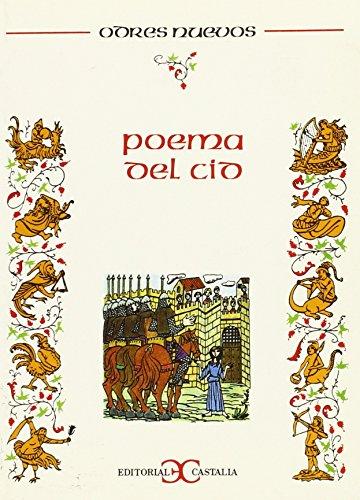 9788470391125: Poema del Cid . (ODRES NUEVOS. O/N.)