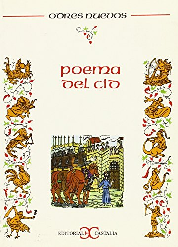 9788470391125: Poema del Mio Cid (Odres Nuevos) (Spanish Edition)