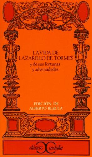 9788470391675: La vida de Lazarillo de Tormes (Clasicos Castalia) (Spanish Edition)