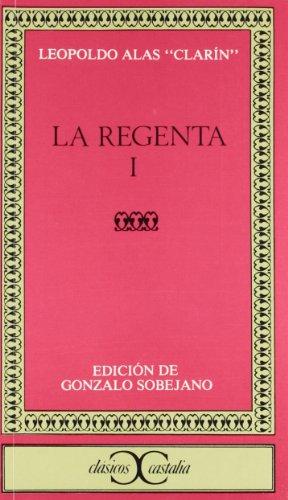 9788470393839: La Regenta (Clasicos Castalia) (Spanish Edition) (Clasicos Castalia) (Clásicos Castalia)