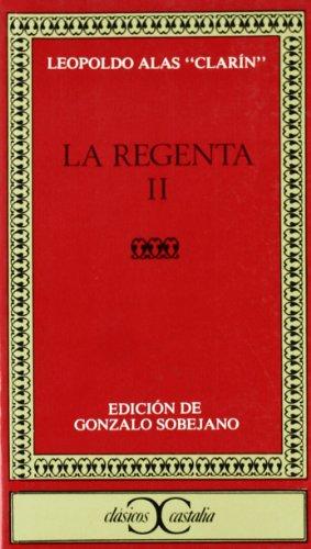 9788470393853: Regenta II, La (Spanish Edition)