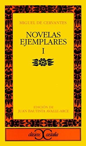 9788470393938: Novelas ejemplares, I .