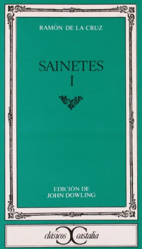 9788470393976: Title: Sainetes