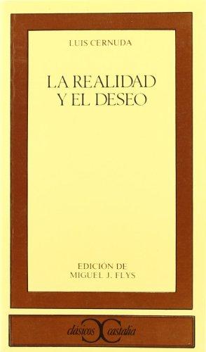 La realidad y el deseo: Cernuda, Luis