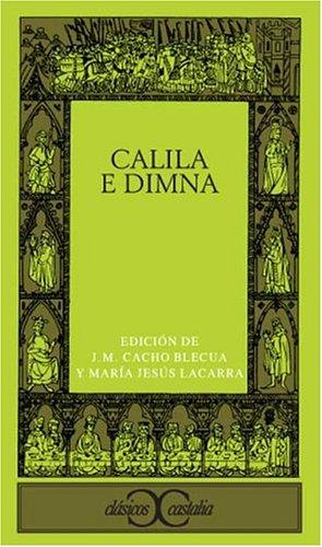 9788470394294: Libro de Calila e Dimna . (CLASICOS CASTALIA. C/C.)
