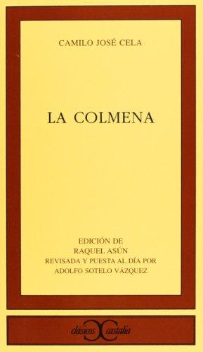 9788470394362: La colmena (Clasicos Castalia) (Spanish Edition)