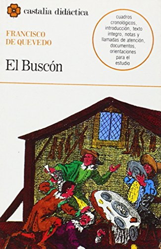 9788470394676: El Buscón. (CASTALIA DIDACTICA)