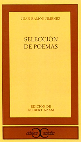 9788470394898: Seleccion de Poemas (Clasicos Castalia) (Spanish Edition)
