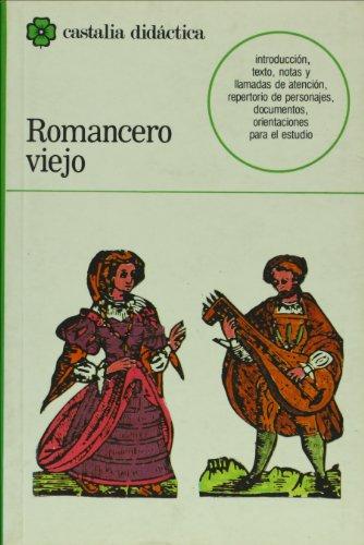 9788470394959: Romancero viejo (Castalia Didactica) (Castalia didactica) (Spanish Edition)