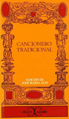 9788470396151: Cancionero tradicional . (CLASICOS CASTALIA. C/C.)