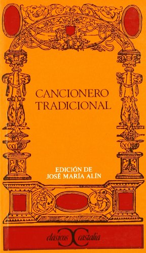 9788470396151: Cancionero Tradicional (Clásicos Castalia) (English, Spanish and Spanish Edition)