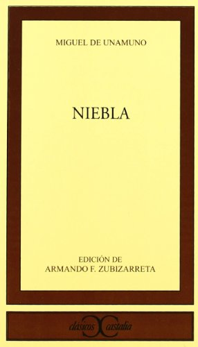 9788470397172: Niebla (Clasicos Castalia) (Clásicos Castalia) (Spanish Edition)