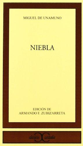 9788470397172: Niebla . (CLASICOS CASTALIA. C/C.)