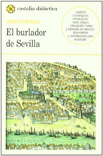 9788470397738: El burlador de Sevilla/ The Trickster of Seville