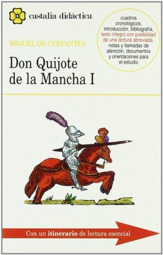 9788470397783: Don Quijote De La Mancha II (Castalia Didactica) (Spanish Edition)