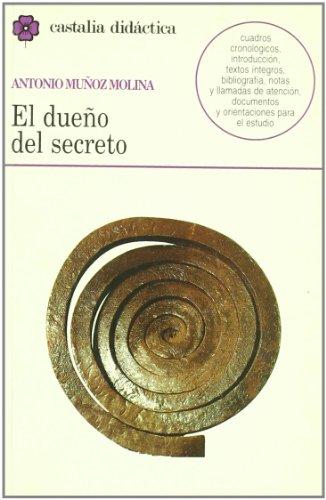 9788470397820: El dueño del secreto (CASTALIA DIDACTICA. C/D.)