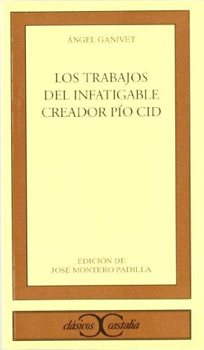 Los trabajos del infatigable creador Pío Cid: GANIVET, Angel