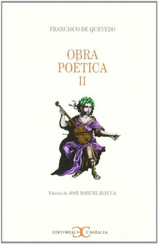 9788470398179: Obra poética Tomo II .