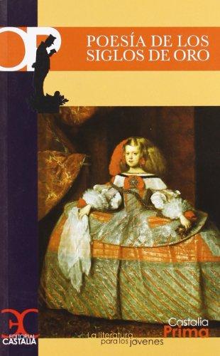 9788470398391: Poesia de los Siglos de Oro (Clasicos Madrile~nos) (Spanish Edition)