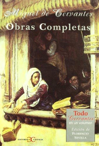 9788470398414: Obras Completas. (En un solo volumen) (CASTALIA GRAN FORMATO. G/F.)