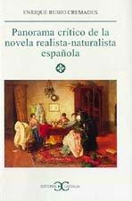 9788470398698: Panorama crítico de la novela realista-naturalista española . (LITERATURA Y SOCIEDAD. L/S.)