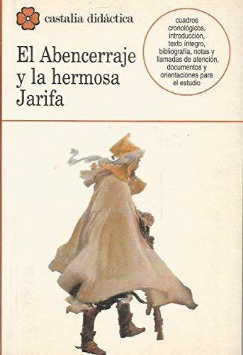 9788470398711: El Abencerraje y la hermosa Jarifa (CASTALIA DIDACTICA)