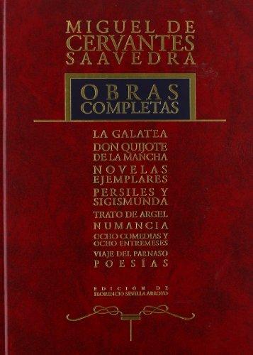 Obras completas (Spanish Edition): Miguel de Cervantes