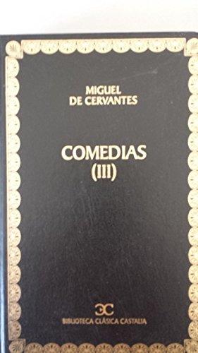 9788470399145: Comedias III