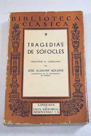 Tragedias: n/a