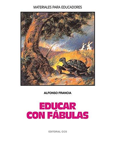 9788470436307: Educar con fabulas (Materiales para educadores)