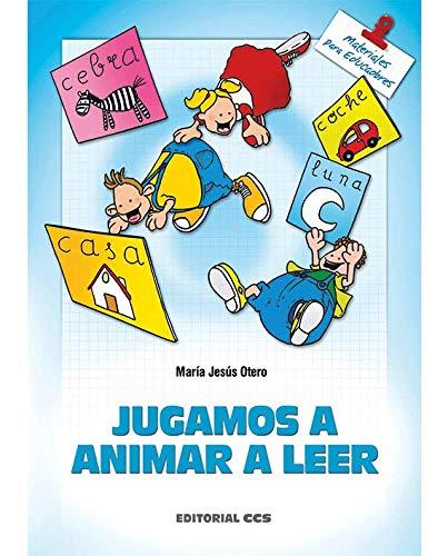 9788470439322: Jugamos A Animar A Leer - 5ª Edición. (Materiales para educadores)