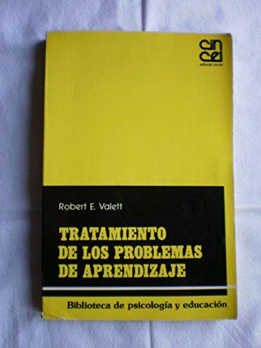 9788470462047: tratamieno_de_los_problemas_de_aprendiza