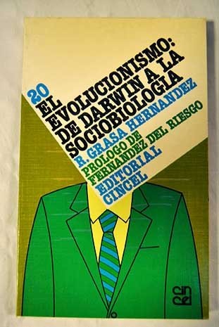 9788470464270: El evolucionismo: De Darwin a la sociobiologia (Serie Historia de la filosofia) (Spanish Edition)