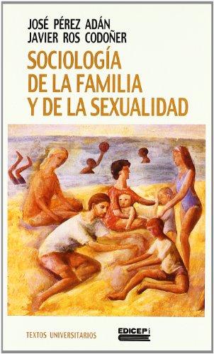 9788470508219: Sociologia de la familia y de la sexualidad