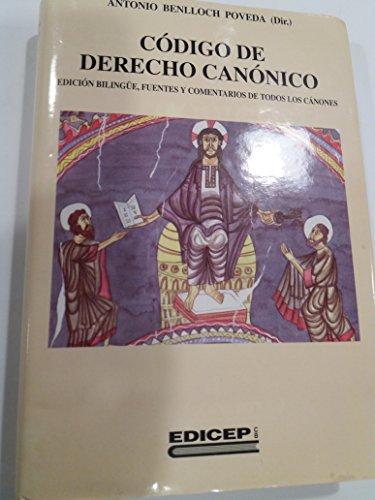 9788470508981: Código de derecho canónico : edición bilingüe, fuentes y comentarios de todos los cánones