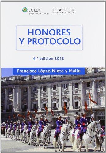 9788470526381: Honores y protocolo