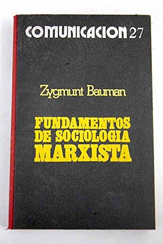 9788470531347: Fundamentos de sociologia marxista