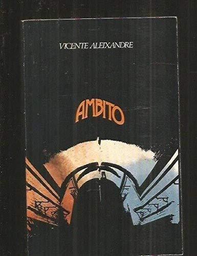 9788470531668: Ambito (Colección Visor de poesía ; 65) (Spanish Edition)