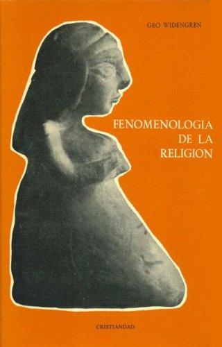 9788470571008: Fenomenologia de La Religion (Spanish Edition)