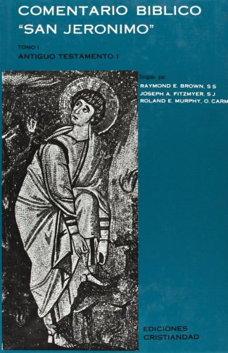 9788470571145: Comentario Bíblico San Jerónimo. Tomo I. Antiguo Testamento
