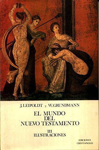 9788470571404: Mundo del Nuevo Testamento, El. Tomo III. Ilustraciones