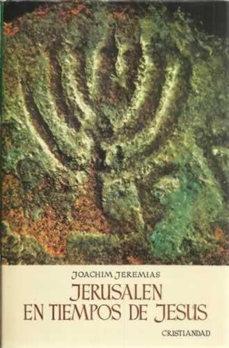 9788470572111: Jerusalén en tiempos de Jesús