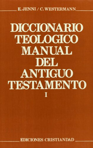 9788470572418: DICCIONARIO TEOLOGICO TOMO I MANUAL ANTIGUO