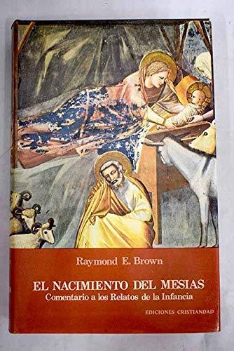 Nacimiento Del Mesias: BROWN, RAYMOND E.