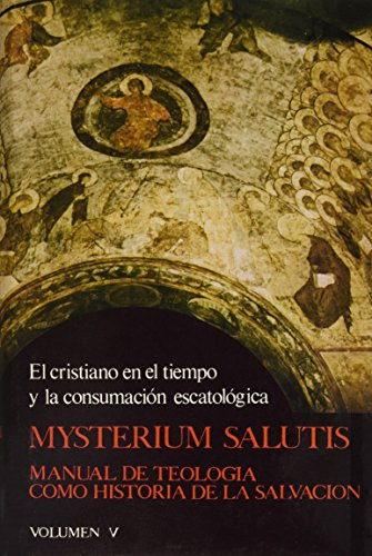 9788470573507: MYSTERIUM SALUTIS TOMO V