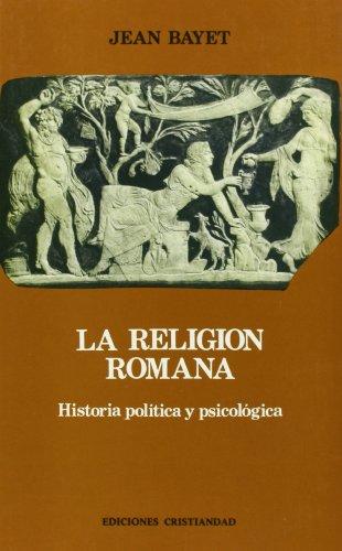 9788470573637: La Religion Romana (Spanish Edition)