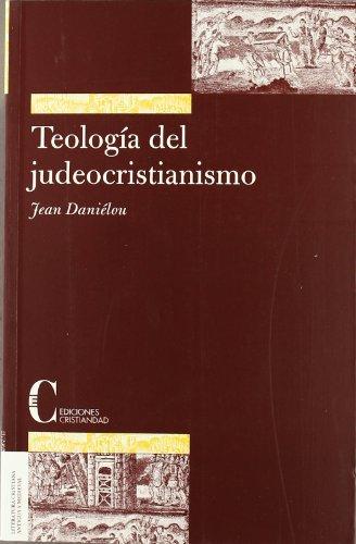 9788470574672: Teologia Del Judeocristianismo