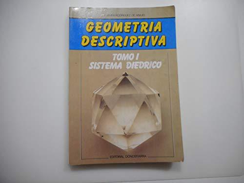 9788470630286: Geometria descriptiva 1 - sistema diedrico
